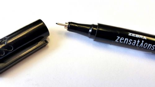 Technical Drawing Pen 0.3mm Black